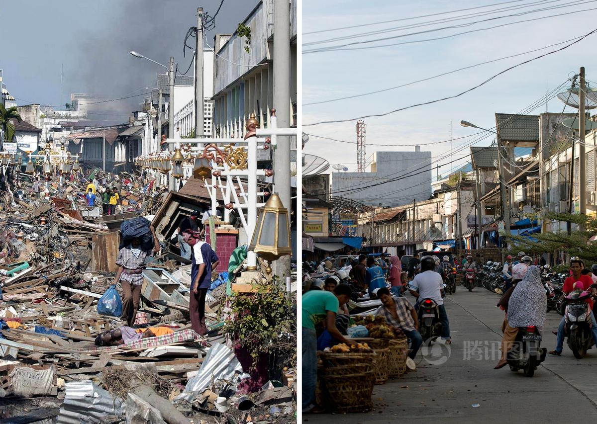 印尼海啸10周年 影像展记录重建努力[1]- 中国日报网