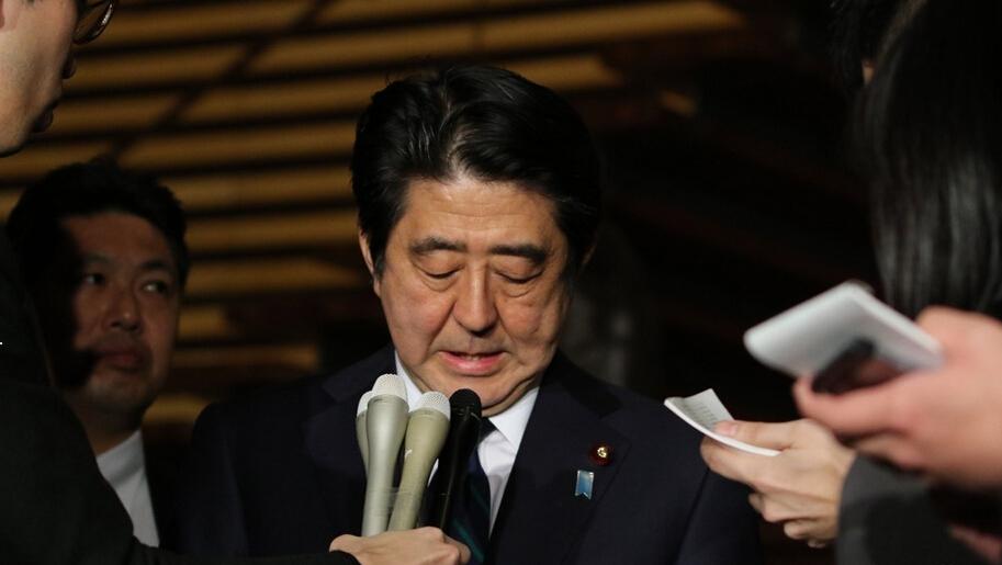 IS宣称杀害1名日本人质 安倍:暴行[1]- 中国日报网
