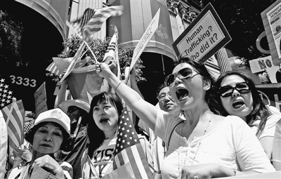 安倍言论引发国际社会强烈抗议 侵略历史不容回避 - 中文国际 - 中国日报网