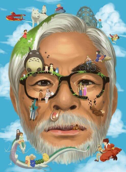 为什么宫崎骏是90后最关注的外国偶像 - 中文国际 - 中国日报网