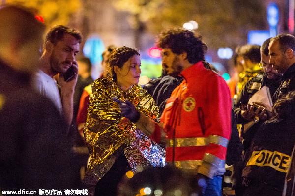 巴黎只是冰山一角:盘点2015全球十大骇人听闻的恐怖袭击 - 中文国际 - 中国日报网