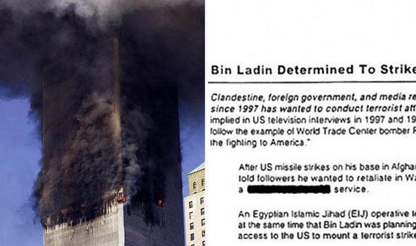 小布什被曝9•11事件前已获悉世贸中心将遇袭 - 中国日报网