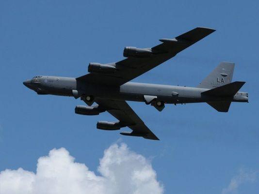 美军打算首次动用B-52轰炸IS - 中国日报网