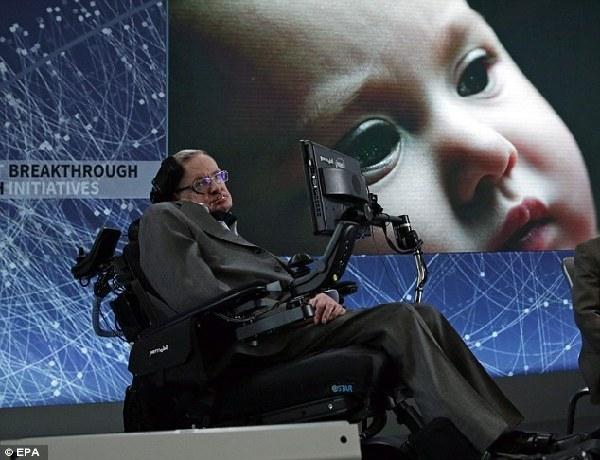 霍金:穿越黑洞能进入平行宇宙 - 中国日报网