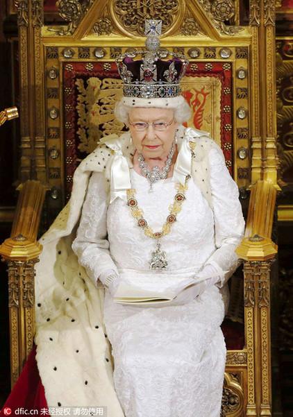 英国女王其实没你想的那么有钱 - 中国日报网