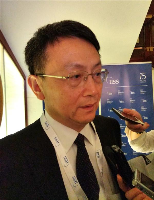 北大国际关系学院院长贾庆国:中美南海分歧不应无限放大 - 中国日报网