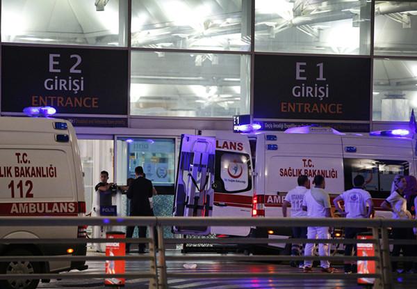 土耳其机场恐怖袭击背后的那些事儿 - 中国日报网