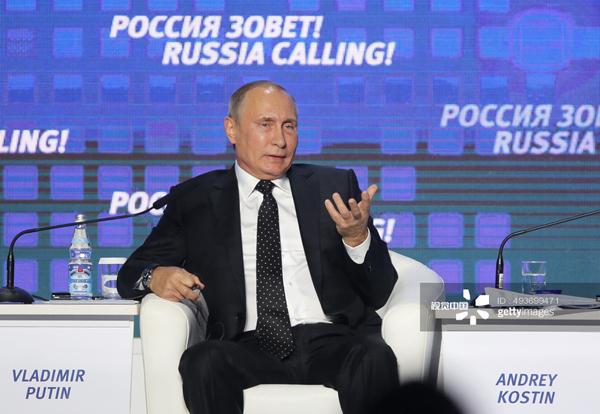 俄罗斯黑客入侵邮件干扰美国大选?听听普京怎么说 - 中国日报网