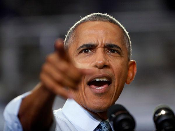 力挺希拉里 奥巴马向选民喊话:国家命运在你们手中 - 中国日报网