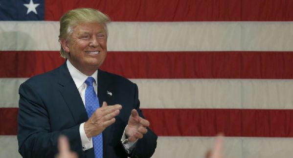 特朗普当选后 正在想上任后头几周要干啥 - 中国日报网