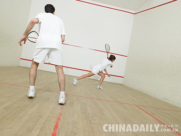 这些运动与长寿有关联!游泳、球拍类活动效果佳 - 中国日报网