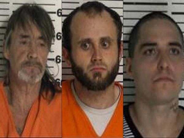 圣诞大逃亡!美国田纳西州6名囚犯拆马桶成功越狱 - 中国日报网