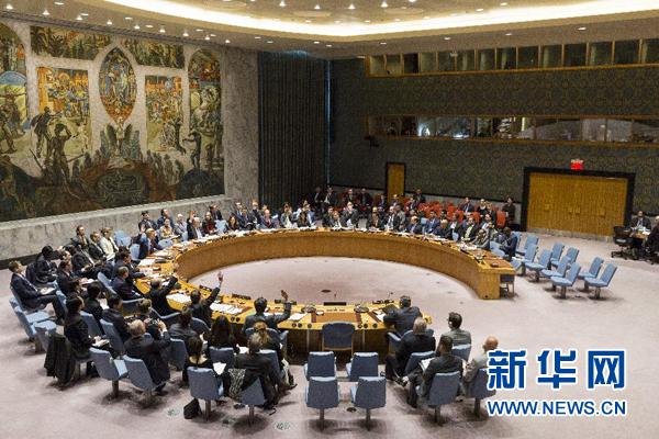 安理会未通过有关叙利亚化学武器问题决议草案 - 中国日报网