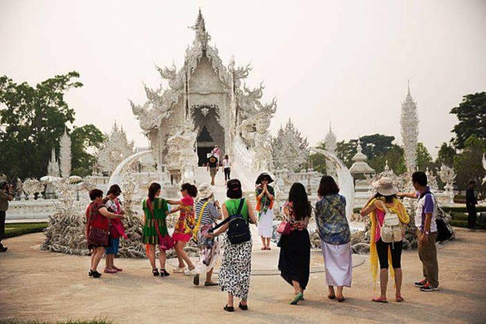 """旅游业持续不景气 泰国欲在签证上""""做文章""""吸引中国人前往"""
