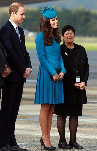 威廉王妃凯特怀孕_威廉王子说漏嘴凯特王妃又怀孕了?-中文国际-中国日报网