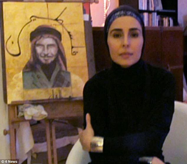 沙特遭囚禁公主向美媒求救 自称因声援妇女权益受罚