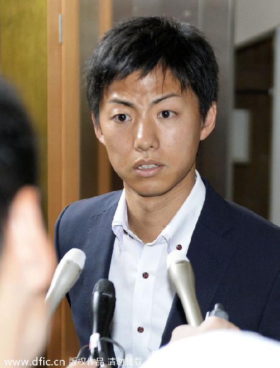 日本最年轻议员_日本最年轻市长涉嫌受贿3万元接受调查 - 中文国际 - 中国日报网