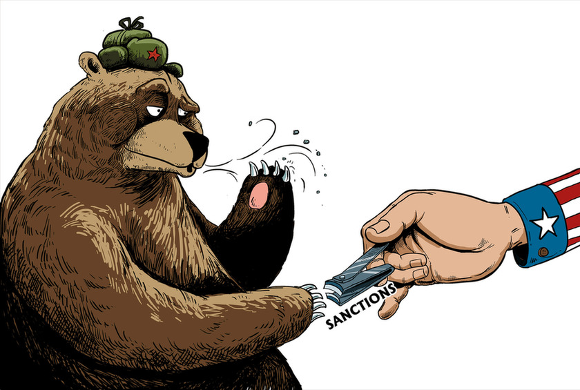 США продлили санкции против России на год