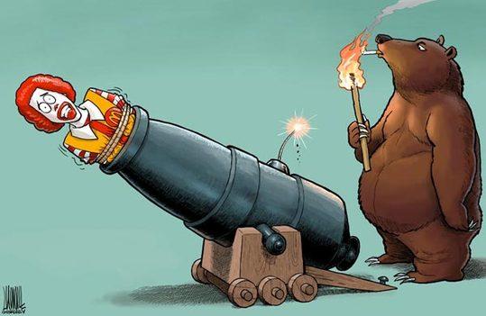 欧盟将因俄罗斯农产品进口禁令损失数十亿欧元