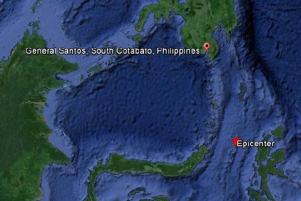 菲火山地震研究所:印尼地震不会引发菲律宾海啸