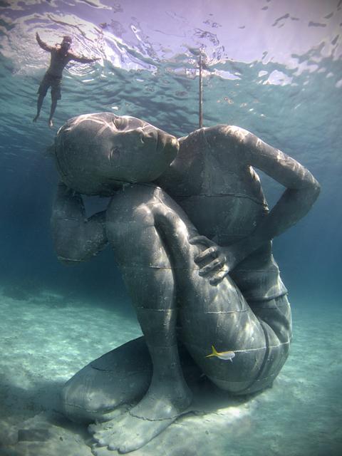 12件令人惊叹的雕塑作品