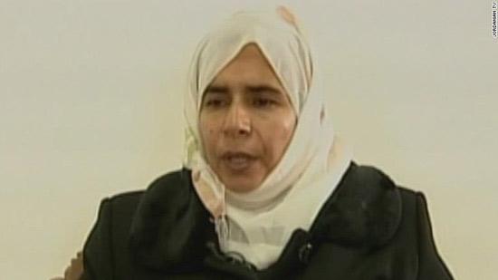 IS所提人质换女囚最后期限已过  约旦军事法庭在2006年9月21日判处图片