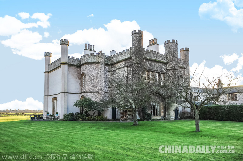 公主的宫殿怎么卖?英国现实版童话城堡标价千万