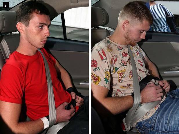 inz)被施以鞭刑.(图片来源:《独立报》)-两名德国人在新加坡