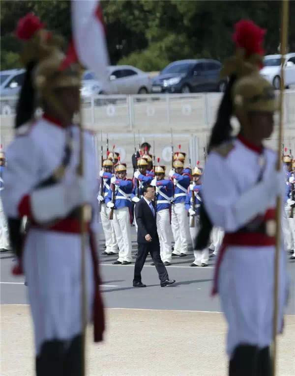 出访拉美,盘点总理在四国受到的热情接待
