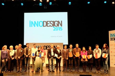 第二届中法国际设计交流暨颁奖典礼在店招推荐字体设计师图片