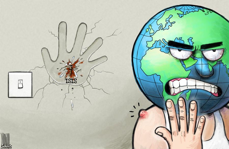 蚊子卡通图片大全