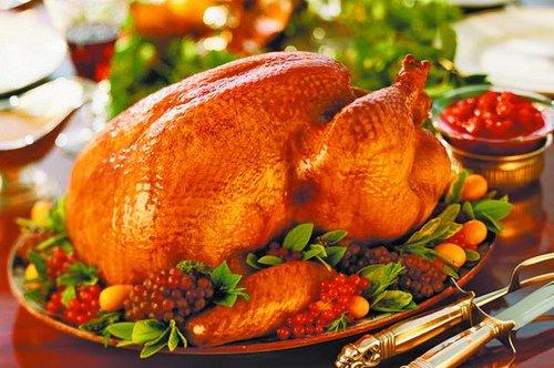 感恩节火鸡图片_除了火鸡 感恩节还有哪些传统与趣闻 - 中文国际 - 中国日报网