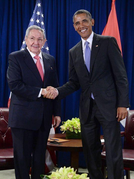 奥巴马20日访古巴 演讲稿提前曝光图片