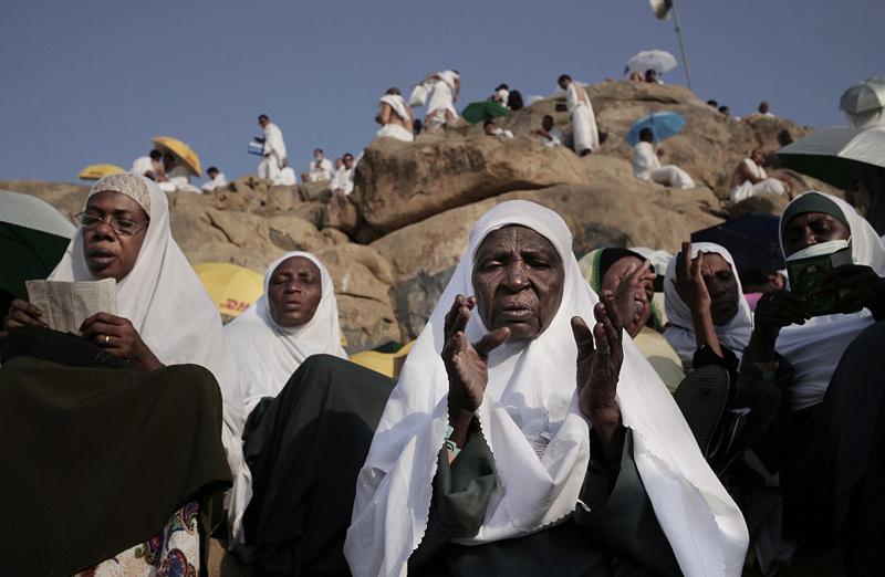 沙特升级安保设施防止朝圣踩踏事件再次发生
