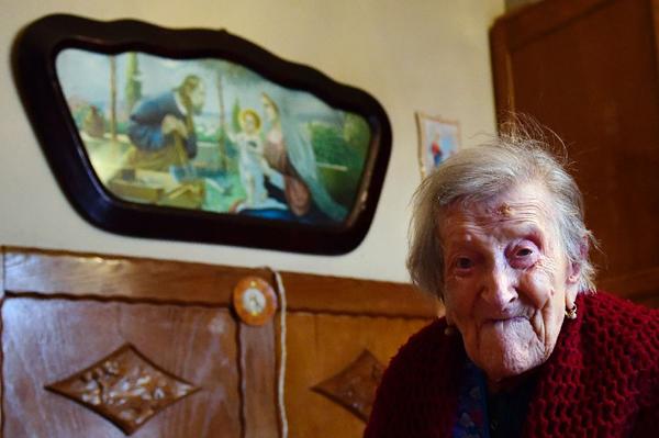 世界上最后一名19世纪老人迎来117岁生日
