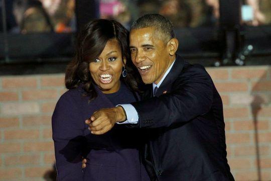奥巴马:米歇尔对政治不感兴趣 不会参加竞选