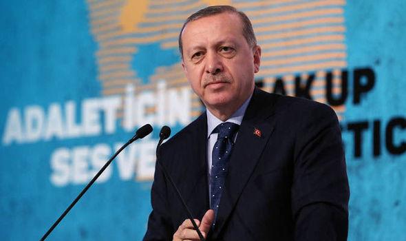 土耳其执政党将提交修宪草案 埃尔多安或执政至2029年