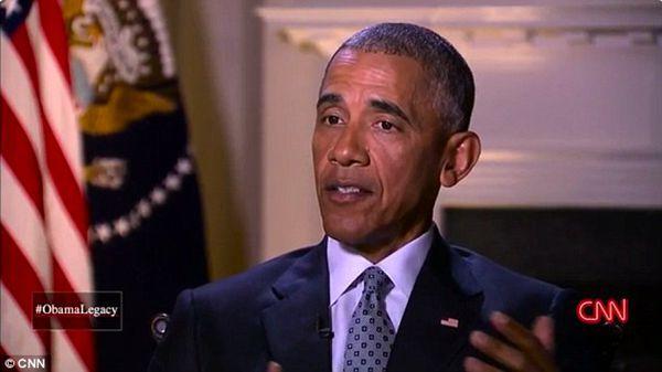 总统的委屈:奥巴马自曝任期内遭受白人歧视