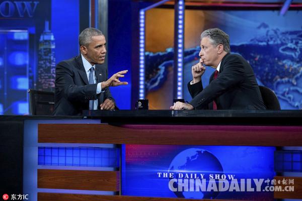 特朗普自诩很聪明不用每天听情报简报 奥巴马怎么回应?
