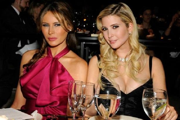 美媒:特朗普长女或入主第一夫人办公室 承担白宫女主人职责