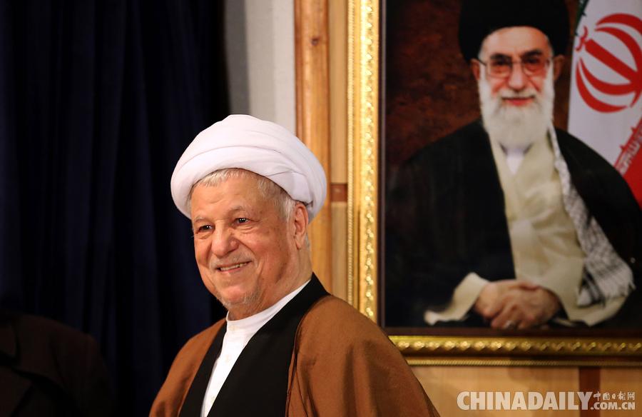 伊朗前总统拉夫桑贾尼因病去世 享年82岁
