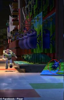 皮克斯动画彩蛋大揭秘 快来看看它们都藏在哪儿