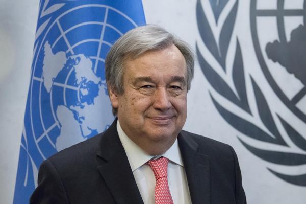 联合国秘书长:女性权益在全球范围内受到威胁