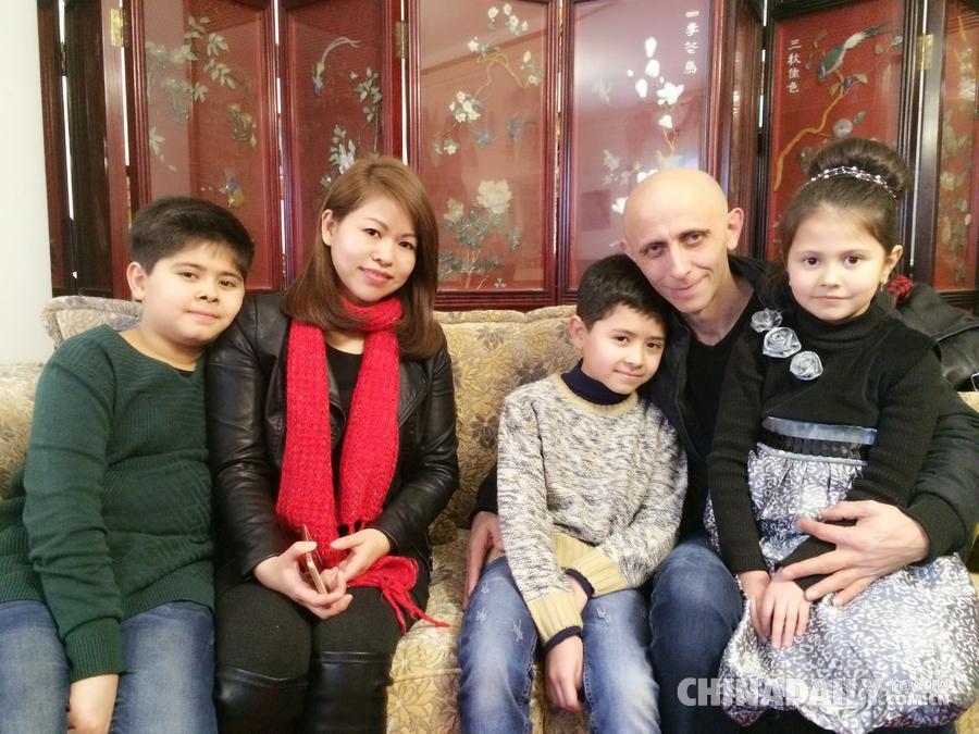 中国媳妇在巴勒斯坦创业