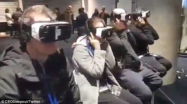 """澳众企业""""1把手""""戴VR装备模拟露宿街头 被批做慈善没诚意"""