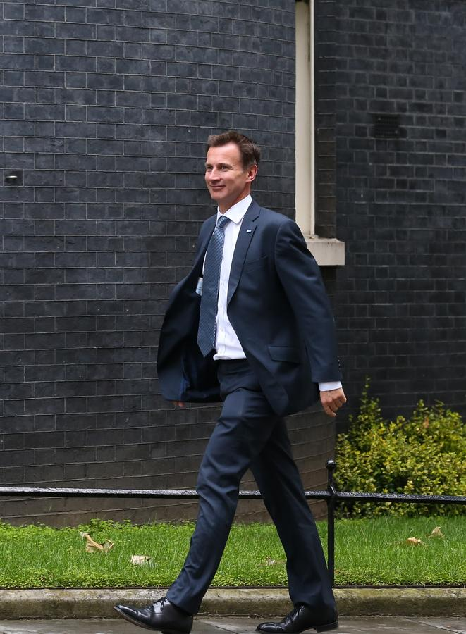 英卫生大臣办公室建豪华卫生间 费用为两名护士一年工资